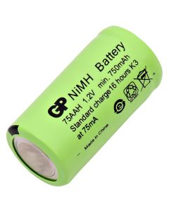 1/2AA-750NM-GP Battery