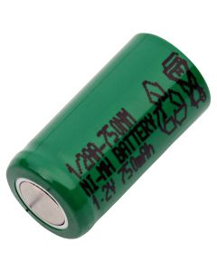 1/2AA-750NM Battery