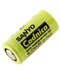 1/2AAH-270 SANYO Battery