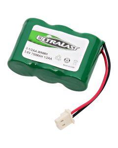 3-1/2AA-WNMH Battery