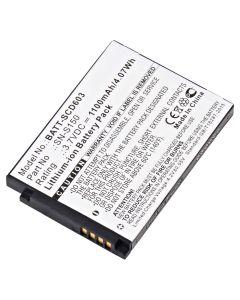 BATT-SCD603 Battery