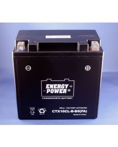 Polaris Jet Ski Battery -CTX16CL-B-BS-FA