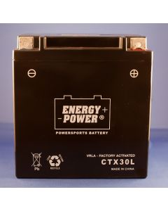 Harley Davidson FL, FLH Series 1340cc Motorcycle Battery - CTX30L