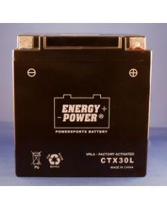 Harley Davidson CVO FLH (Touring) 1803cc Motorcycle Battery - CTX30L