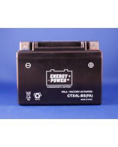 Aeon (Benzai) ATV Battery - CTX4L-BS