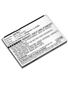 AT&T - Unite 344B Battery